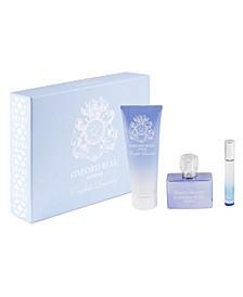 Women's Oxford Bleu Femme Gift Set, 3 Piece