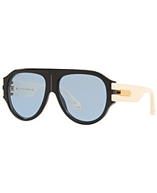 Men's Sunglasses, GG0665S 58