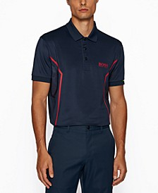 BOSS Men's Paddy MK Regular-Fit Polo Shirt