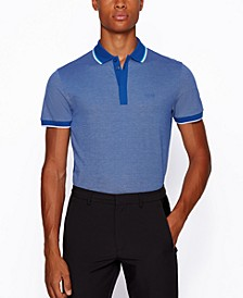 BOSS Men's Paddy 2 Regular-Fit Polo Shirt