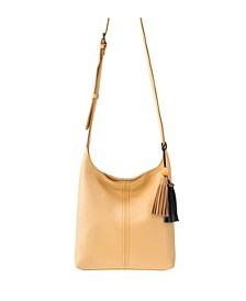 Huntley Leather Crossbody