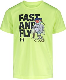 Toddler Boys Fast And Fly Short Sleeves T-shirt