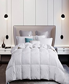 Down and Feather Comforter, Full/Queen