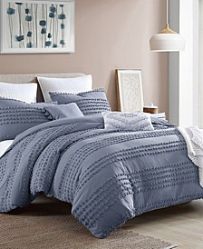 Magnificent Marilla Dot 5 Piece Comforter Set Collection
