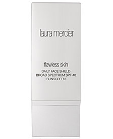 Laura Mercier Daily Face Shield Broad Spectrum SPF 40 Sunscreen