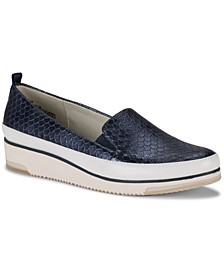 Hope Slip-On Wedge Sneakers