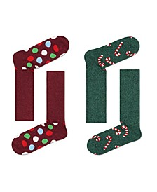 Women's 2-Pack Wool Cozy Bundle Sock