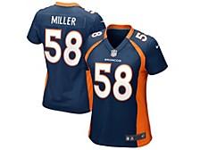 Women's Denver Broncos Game Jersey - Von Miller