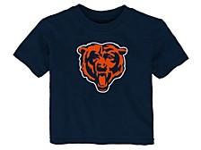 Infant Chicago Bears Primary Logo T-Shirt