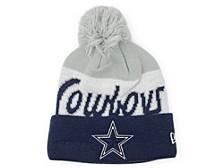 Dallas Cowboys Script Knit
