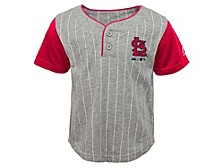 St. Louis Cardinals Toddler Lineup Short Set