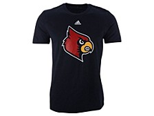 Louisville Cardinals Men's Big Logo Amplifier T-Shirt