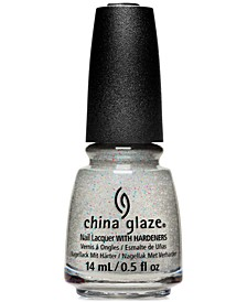 Nail Lacquer With Hardeners