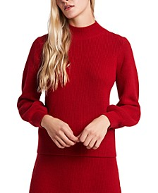 Morgyn Mock-Neck Sweater, Created for Macy's