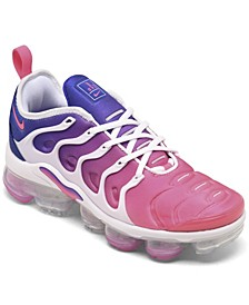 Women's Air Vapormax Plus SE Running Sneakers from Finish Line