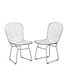 Jenna Retro Chair, Set of 2