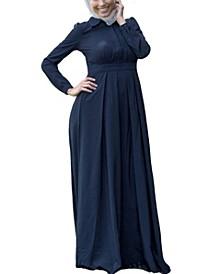 Women's Lattice Maxi Dress