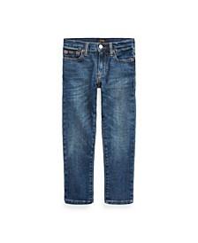 Little Boys Sullivan Slim Stretch Jeans