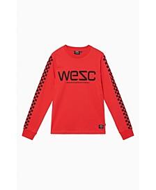 Men's Mason Check L Sweatshirt