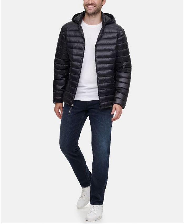 Calvin Klein - Men's Packable Down Jacket