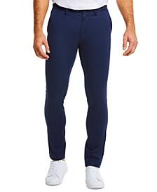 Men's Slim Fit Stretch Gabardine Classic Chino Pants