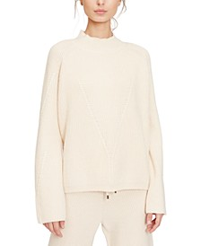 Shiloh Mock-Neck Sweater
