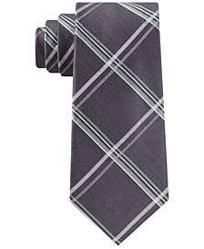 Men's Jimmy Large Plaid Tie