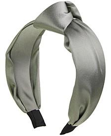 INC Knotted Satin Headband, Created for Macy's