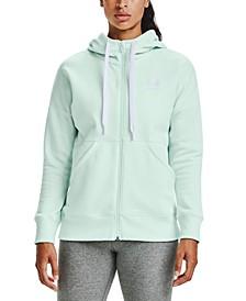 Women's Rival Fleece Full Zip Hoodie