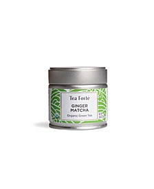 Ginger Matcha Loose Tea Canister