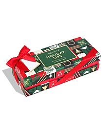 Holiday Sips- 3 Pieces Candy Bento Box