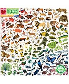Rainbow World 1000-Pc. Puzzle