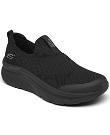 Women's Relaxed Fit - D'Lux Walker - Quick Upgrade Athletic Walking Sneakers from Finish Line