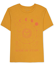 Love Tribe Juniors Made of Stars Graphic Print T-Shirt