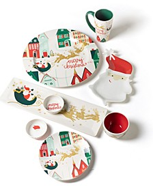 by Laura Johnson Vintage Christmas Village Collection
