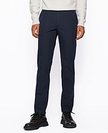 BOSS Men's Kaito1-Travel2 Slim-Fit Trousers