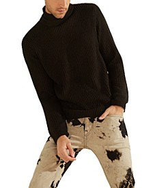 Men's Asher Mock Neck Sweater