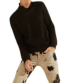 Asher Mock Neck Sweater