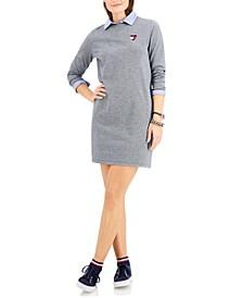 Layered Shirtdress