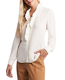 Piper Ruffled Blouse, Created for Macy's