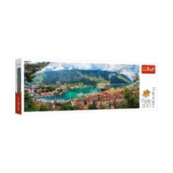 Panorama Jigsaw Puzzle Kotor Montenegro, 500 Piece