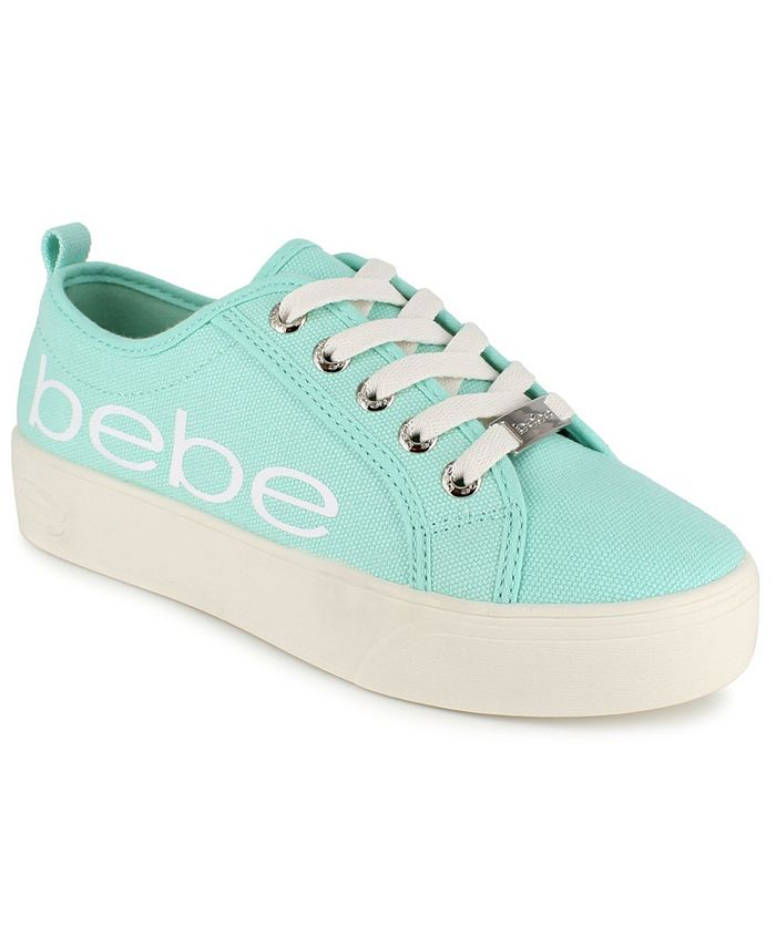 bebe - Destini Lace-Up Sneakers