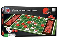 MasterPieces Puzzle Company Cleveland Browns Checkers