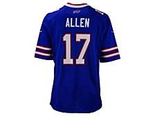 Buffalo Bills Men's Game Jersey Josh Allen