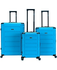 Boston 3pc Hardside Luggage Set