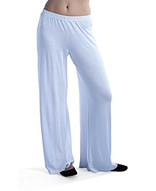 Women's Plus Size Wide Leg Palazzo Pants