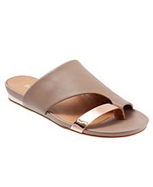 Women's Cass Flat Sandal