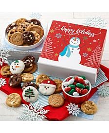 Holiday Snowman Bites Box