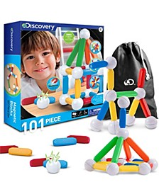 Toy Magnetic Building Blocks 101pcs - STEM