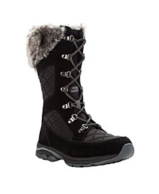 Women's Peri Water Resistant Cold Weather Boots